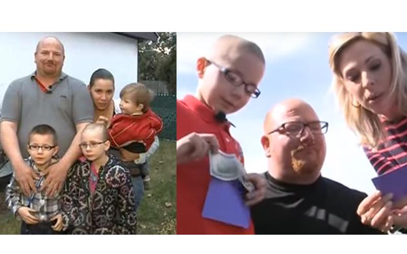 「弟弟被抱走」8歲小兄妹勇敢追著歹徒跑!聰明機智嚇壞歹徒 順利救回弟弟!