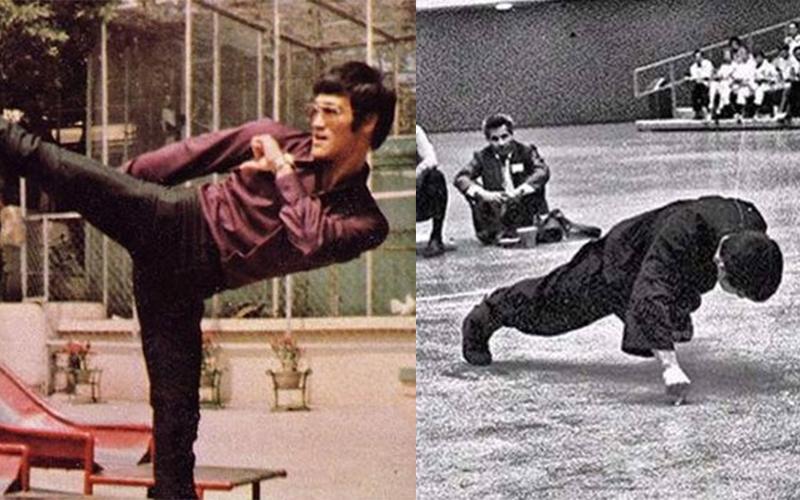 李小龍的「神級能力」在當年創造9大世界紀錄,至今卻還沒有人能夠打破!