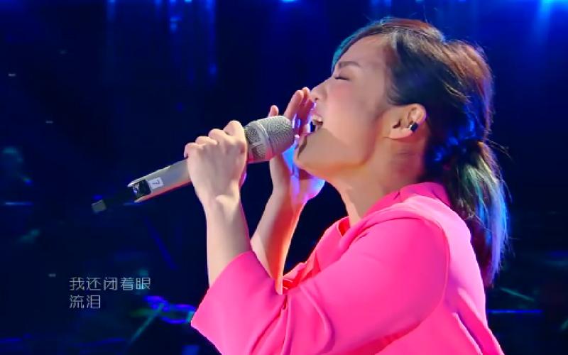 徐佳瑩一首《我好想你》唱出多少思念,僅唱三句...字字唱進心坎裡 觀眾忍不住淚崩!
