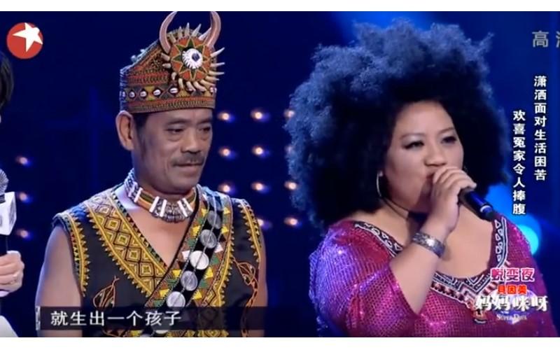我原住民我驕傲!台灣碧昂絲高唱《魯冰花》氣勢壓倒全場 霸氣回:我這已經算客氣了