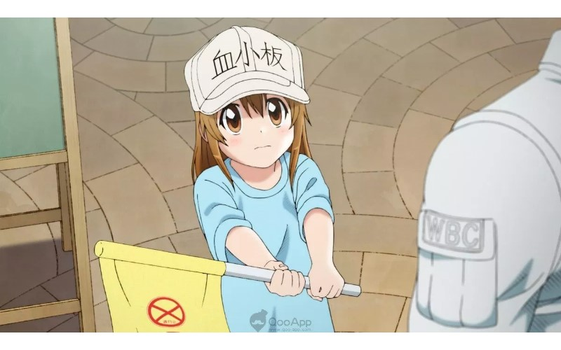 日本動畫將「細胞擬人化」!藉由漫畫了解身體細胞運作原理:讓你生物學滿分