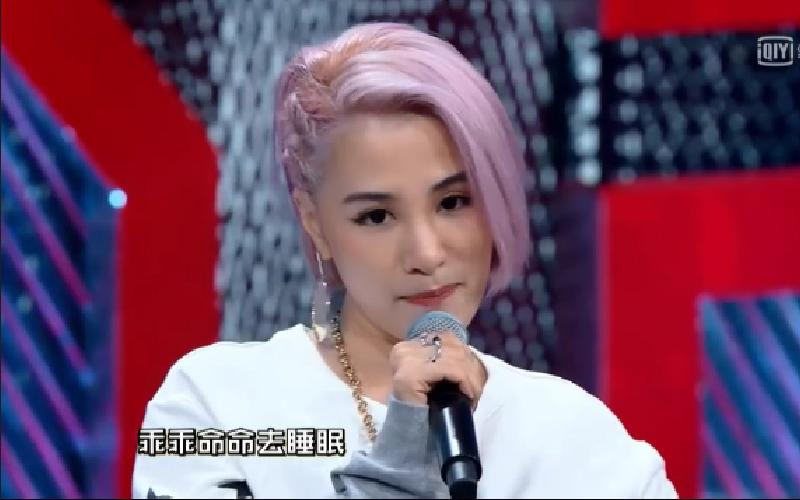《中國新說唱》驚見頑童小春老婆追夢,人妻呆寶靜大秀饒舌功力 粉讚:超強CP!