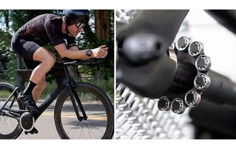 榮獲2018年歐洲腳踏車獎「無鏈條設計」,有效降低磨擦力 網友讚:不再怕落鏈!