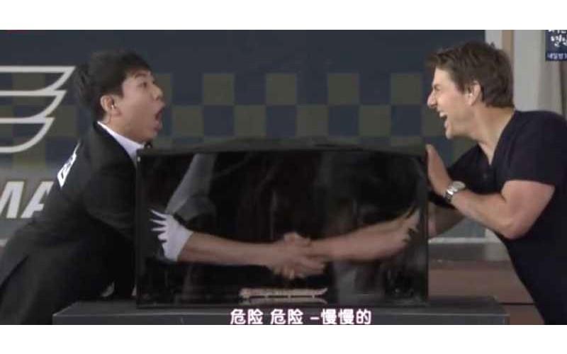 阿湯哥上《Running Man》收視狂飆!比賽恐怖箱「毫無恐懼秒破關」主持人崩潰:這怎麼比嘛?