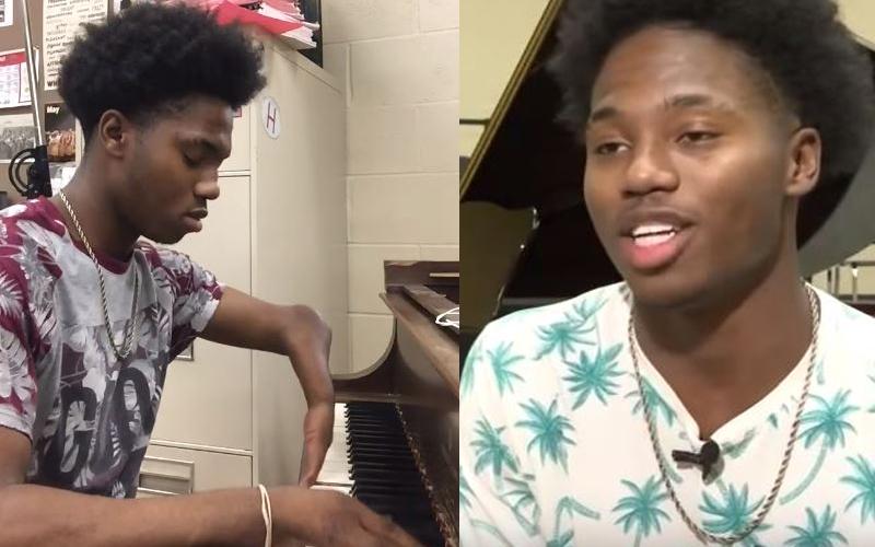 少年用4根手指無師自通自學鋼琴,自創曲廣受好評成功登上國際舞台 網讚:鋼琴大師!