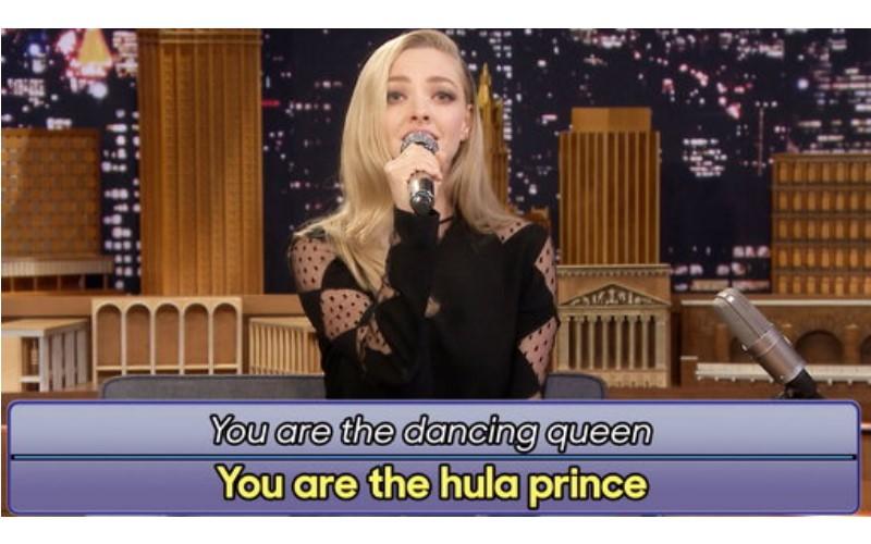 仙女姊姊唱歌也沒問題!亞曼達賽佛瑞現上節目大秀好歌喉 一開口經典美聲征服全場❤