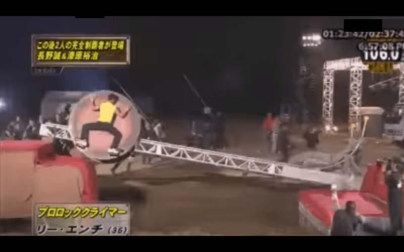 台灣人的驕傲!他參加《極限體能王》4分鐘完勝所有魔鬼關卡!