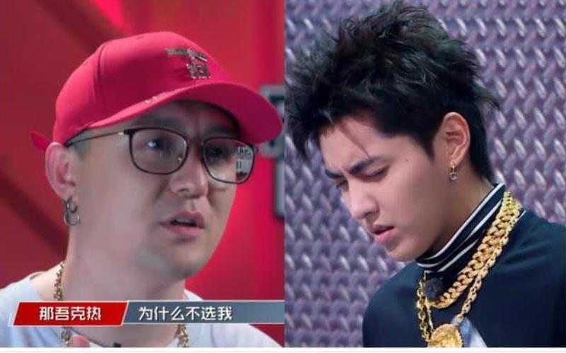 《中國新說唱》變身大型相親會?那吾克熱「我能棄權嗎」吳亦凡傷透我的心