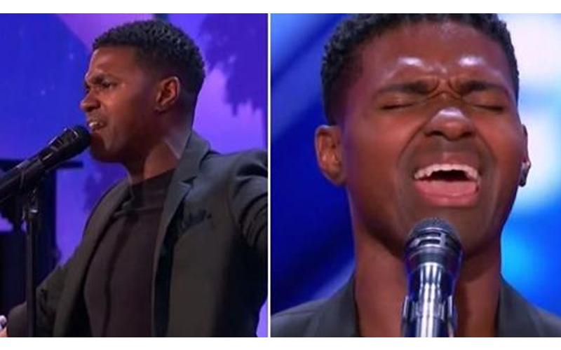 男子挑戰經典「惠妮休斯頓歌曲」,一開口低音渾厚具有爆發力,副歌「神轉音」震撼全場!