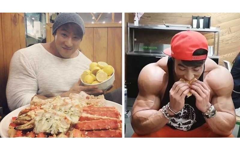 亞洲最壯男人這樣吃!每天至少狂嗑1.5KG雞肉 「獎勵餐」跌破大家眼鏡:多吃才有肌肉練