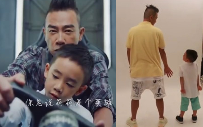 Jasper神複製陳小春!「瘋狂cos」5動作神還原 全場笑噴...網友笑:親身無誤!