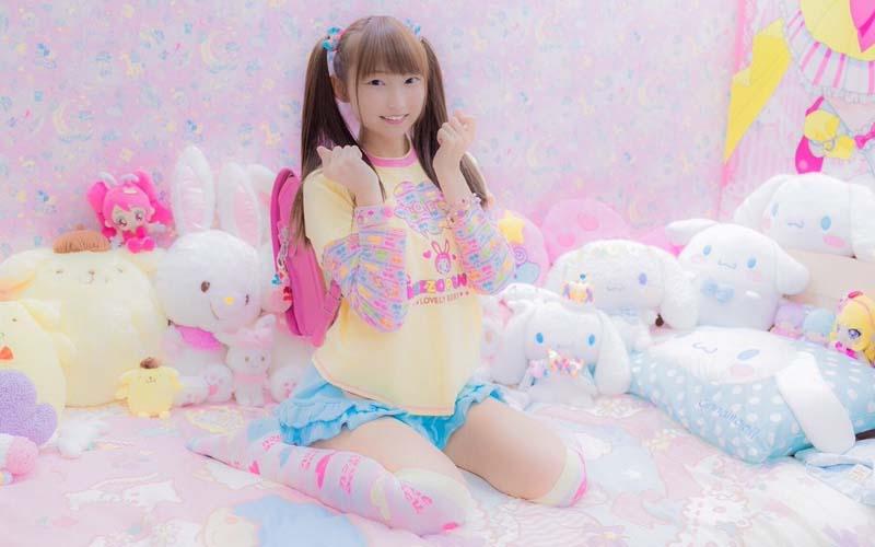 130CM女孩自稱「小學五年級」被網友發現「根本已經是人妻」日本人真重口啊!