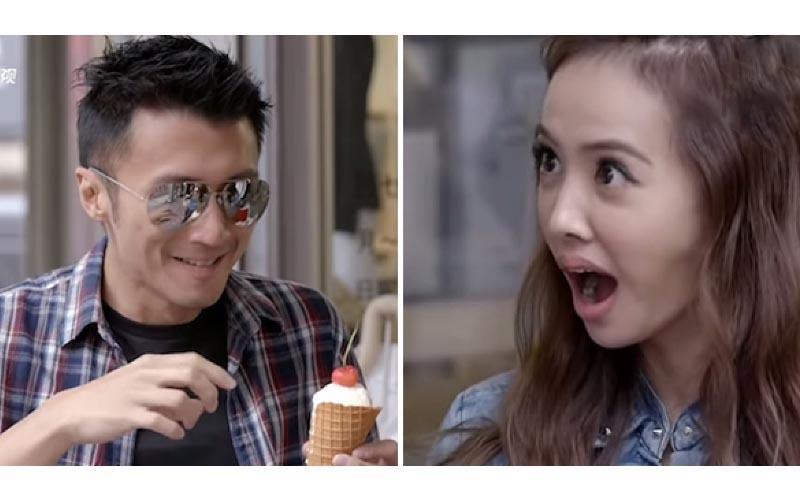 謝霆鋒買「假冰淇淋」整人猛竊笑,蔡依林上當「驚恐狠瞪」超可愛反應把大家萌炸了