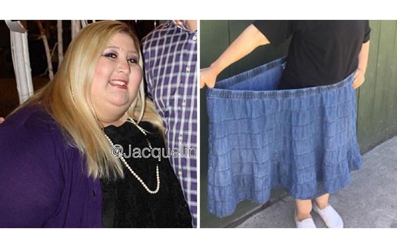 226kg胖女子遭人謾罵譏笑「男友卻選擇愛她」,瘋狂甩肉160kg現在兩人超般配羨慕死酸民!