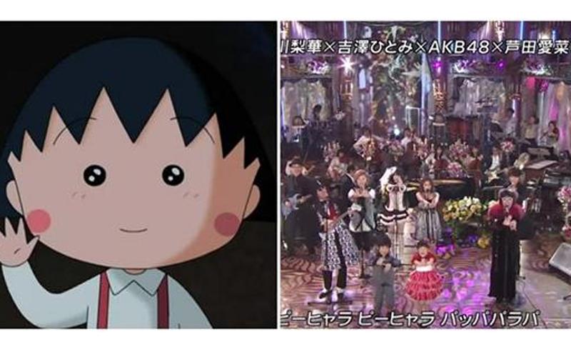 《櫻桃小丸子》超狂版主題曲!大陣仗現場高歌「霹靂啪啦」網友讚:好療癒!