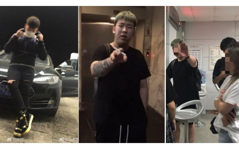 台8+9到上海裝富二代!「爽吃7正妹女友」上百人被騙錢 本尊現身大家看呆了...