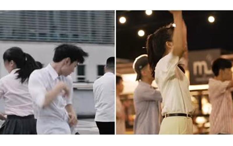學生將林宥嘉經典曲《成全》拍攝「手語舞MV」,透過肢體賦予了歌曲新的詮釋...網讚:好青春!