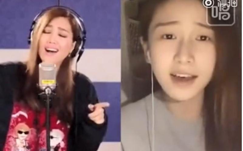 《延禧攻略》「明玉」姜梓新合體Alin「對唱高難度歌曲」毫不遜色:實力太強