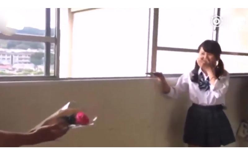 高中生表白「在這個世界上,我最喜歡的人是你」 女生反應炸出全場尖叫聲!