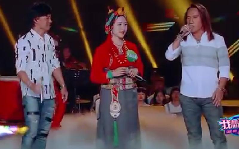 藏族姑娘再飆高音!強而有力自由的穿梭在動力火車《彩虹》中,網友讚:彷彿在遼闊的草原奔跑!