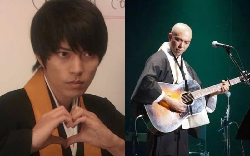日劇《朝九晚五》真實版!日本和尚「白天念經,晚上開演唱會」爆紅網路!