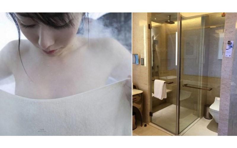 洗澡到一半…室友硬闖「帶男友上廁所」女大生裸身超崩潰! 網怒轟:根本不尊重