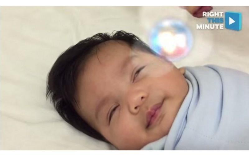 只要「一張面紙」就能讓寶寶乖乖入睡!?地方媽媽實測「面紙催眠法」:真的有用