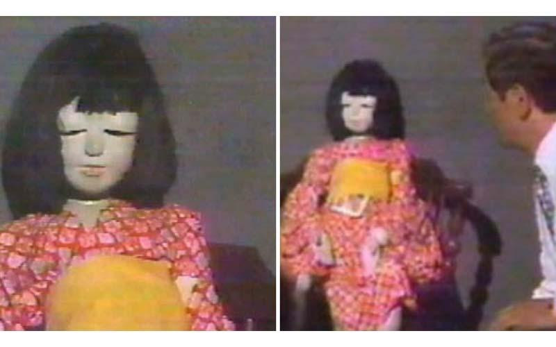 這恐怖人偶被列為日本禁忌!一出場就離奇不斷,靈媒證實「它還活著!」