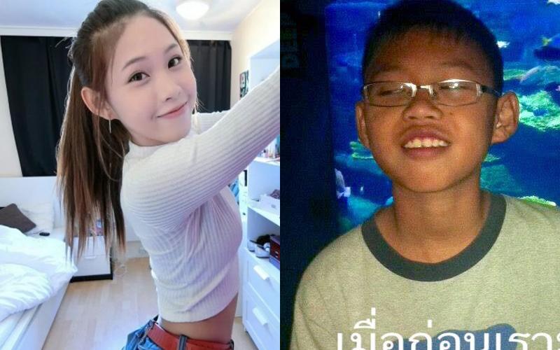 泰國正妹網紅自爆變性,為賺錢「從小被送到人妖學校」,昔日「暴牙小黑男」嚇壞粉絲!
