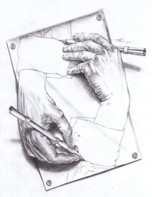 【十二嵐】【手繪】手繪手。-0